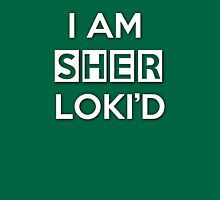 Sher Loki'd Womens Fitted T-Shirt