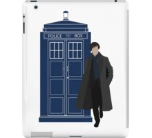 Dr. Who / Sherlock iPad Case/Skin