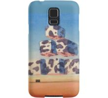 The Pyramoo Samsung Galaxy Case/Skin