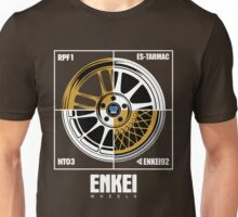 Enkei Wheels Unisex T-Shirt