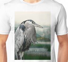 Heron Lake Unisex T-Shirt