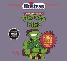 Teenage Mutant Puddin' Pies Kids Tee