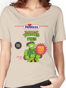 Teenage Mutant Puddin' Pies Women's Relaxed Fit T-Shirt