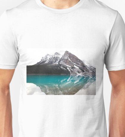 Mountainous Reflection  Unisex T-Shirt