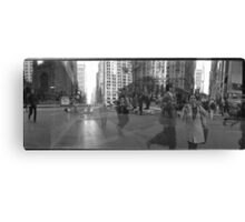 Rush Hour Canvas Print