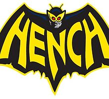 Monarch Henchmen Logo by jester6873