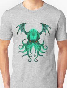 Cthulhu Vector Unisex T-Shirt