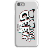 Total Geek - 3D Effect iPhone Case/Skin