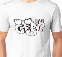 Total Geek - 3D Effect Unisex T-Shirt