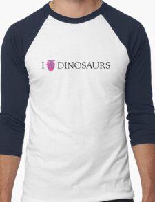 I [Columba] heart dinosaurs T-Shirt