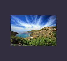 Bay in Syros island Unisex T-Shirt