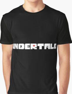 Undertale Logo Graphic T-Shirt