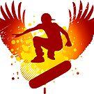 skateboarding hi-fi by asyrum