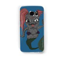 Mermaid Stay Strong Samsung Galaxy Case/Skin