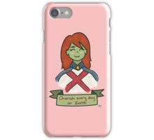 Miss M Inspirational Quote iPhone Case/Skin
