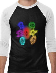 Undertale the Souls Incarnate Men's Baseball ¾ T-Shirt