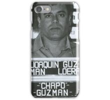 el chapo iPhone Case/Skin