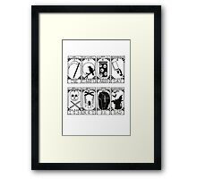 Greek Tragedy - The Wombats Framed Print