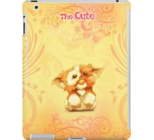 The Cute one iPad Case/Skin