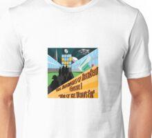 "Ep 01 Adv of MechaBetty ""War of the Worlds Fair"" Unisex T-Shirt"