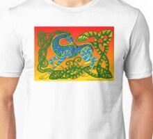 Celtic Hound Unisex T-Shirt