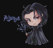 Severus Snape Always. - HP chibi by Dacdacgirl