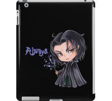 Severus Snape Always. - HP chibi iPad Case/Skin