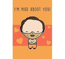 I'm Mad About You (Hannibal) Photographic Print
