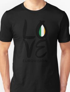 LOVE Eurovision [Ireland] T-Shirt