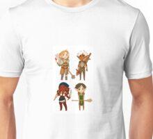 Smol Dragon Age 2 Crew  Unisex T-Shirt