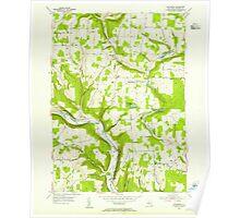 New York NY Rathbone 136023 1953 24000 Poster