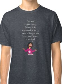 Linda's Song of Love Classic T-Shirt