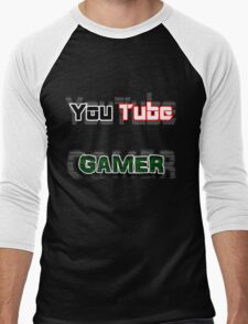 YouTube GAMER Men's Baseball ¾ T-Shirt
