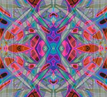 Fractal Art Stained-Glass by Medusa81