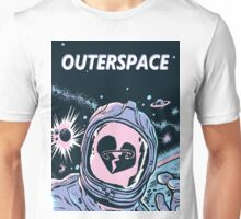 outerspace  Unisex T-Shirt