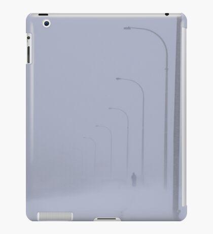 Snowstorm and Broken fingers iPad Case/Skin