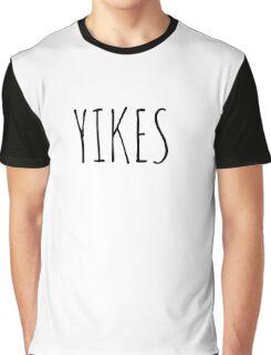 yikes Graphic T-Shirt