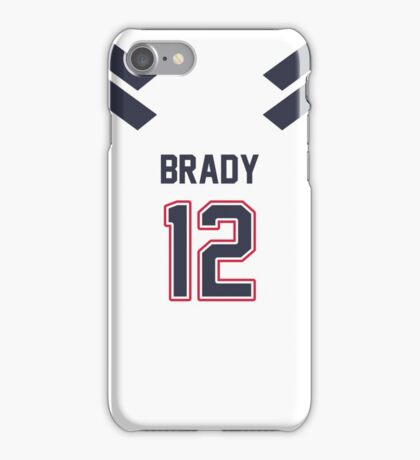 Tom Brady Jersey iPhone Case/Skin