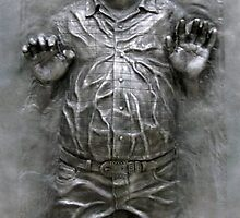 George Lucas in Carbonite by jester6873