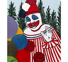 Pogo The Clown by Tolcarne