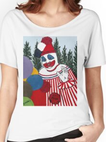 Pogo The Clown Women's Relaxed Fit T-Shirt