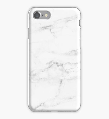 Marble makes me burble iPhone Case/Skin