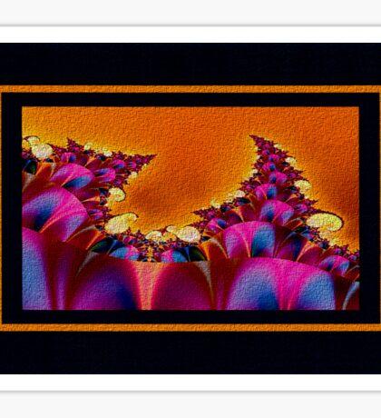 Crystal Roseland I Sticker
