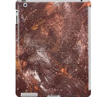 The Red Painting iPad Case/Skin