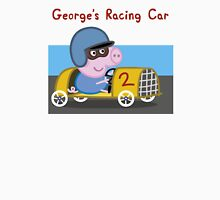 George's Racing Car - Peppa Pig Unisex T-Shirt