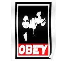 obey jj Poster