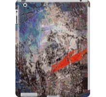The Blue Painting iPad Case/Skin