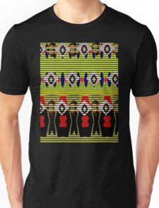 Acid abstract Unisex T-Shirt