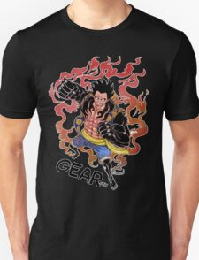 One Piece - Luffy Gear 4th T-Shirt
