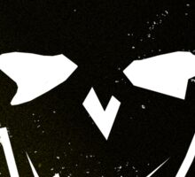 Justice Skulls - The Wonder Sticker